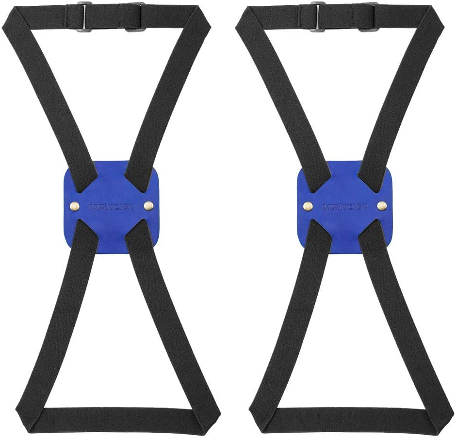 Bag Bungee, Luggage Bungee - Luggage Straps Suitcase Adjustable Belt – An Adjustable and Portable Travel Suitcase Accessory (2-pack,Blue)
