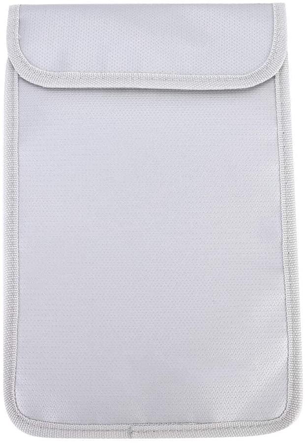 Nikou Fireproof Bag - Fireproof File Pouch Folding Waterproof Document Holder File Storage Bag Safe Bag Envelope Pouch with Zipper