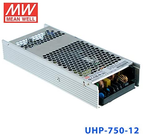Meanwell UHP-750-12 Power Supply - 720W 12V 60A - Slim type