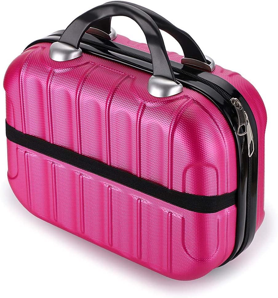 Hipiwe 84 Bottles Essential Oil Storage Case - ABS Hard shell Exterior Essential Oil Carrying Bag Organizer with Foam Insert, 64 Slots for 15ml Bottle, 20 Slot for 1-3ml Bottle