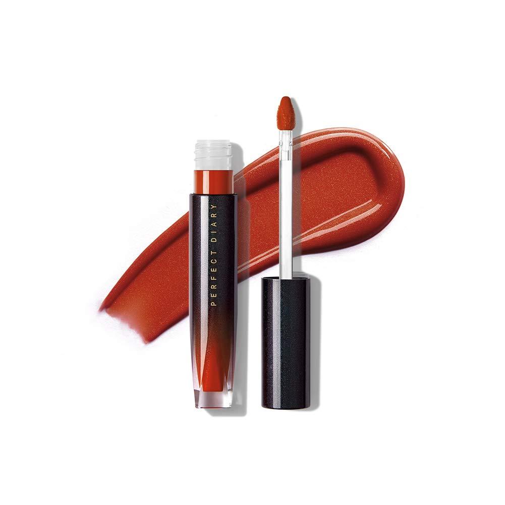 PerfectDiary Moisturizing LonglastingLiquid Lipstick H13 CINNAMONREDWINE