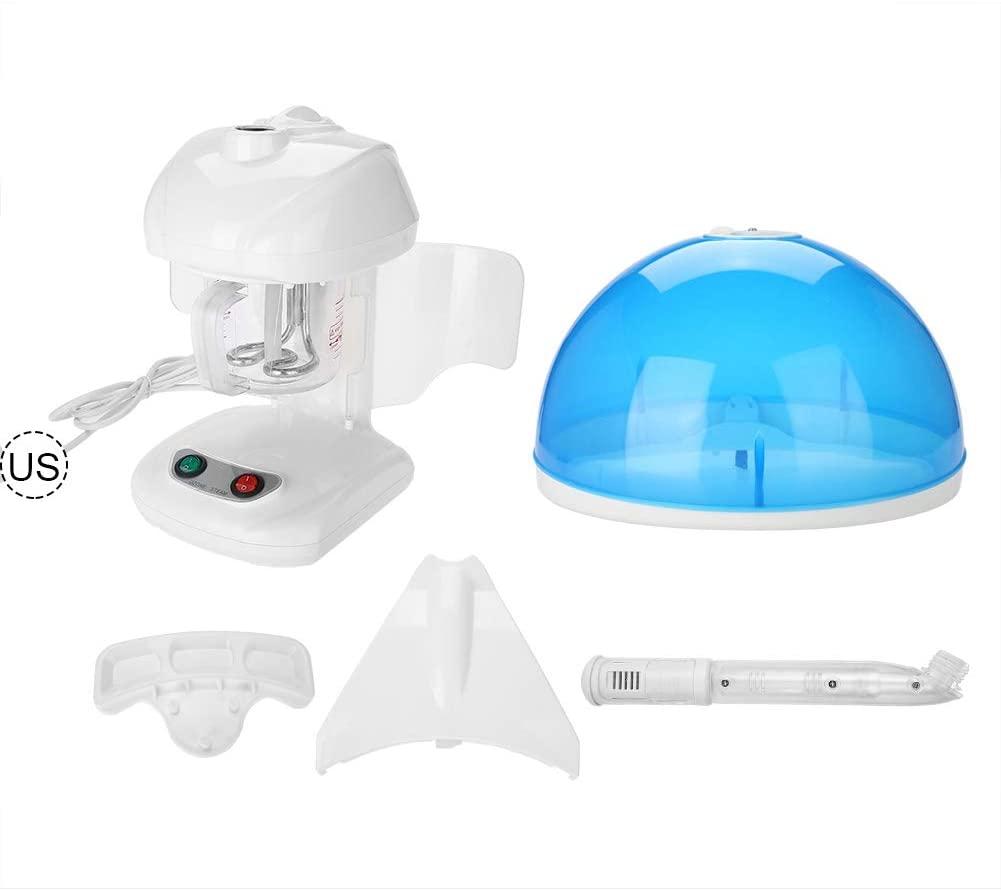 Jacksking Facial Steamer,2 in 1 Hair & Facial Steamer Thermal Spray SPA Moisturizer Ions Mister Humidifier,Spa Steamer(#1)