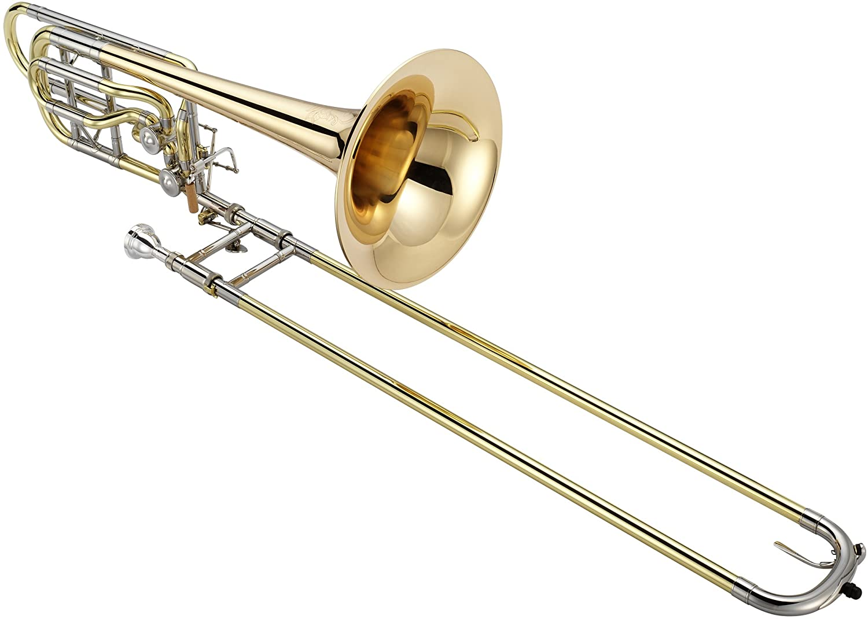 Jupiter XO Model Professional Bass Trombone 1242L
