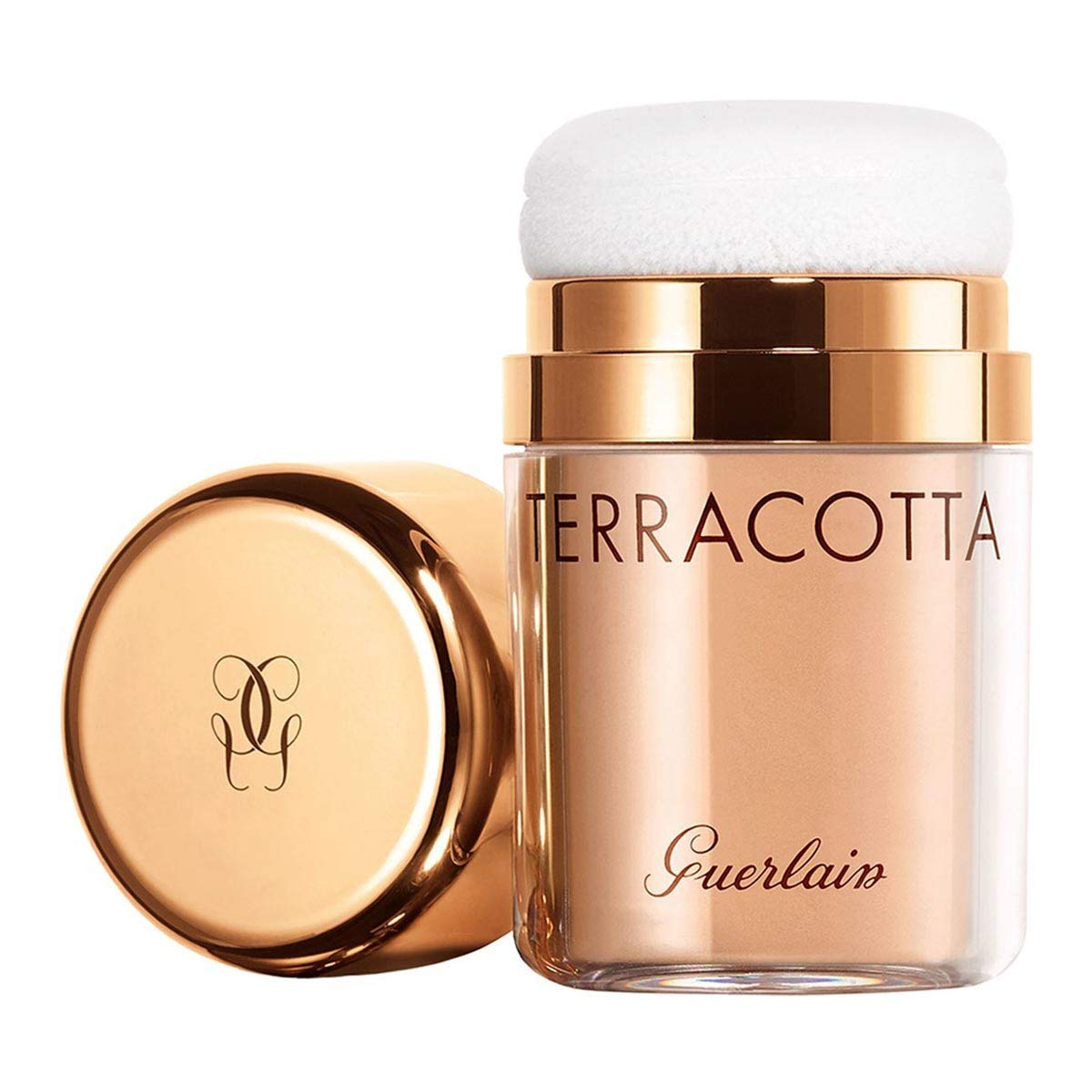 Guerlain 2019 Summer Terracotta Touch Loose Powder To Go - Medium