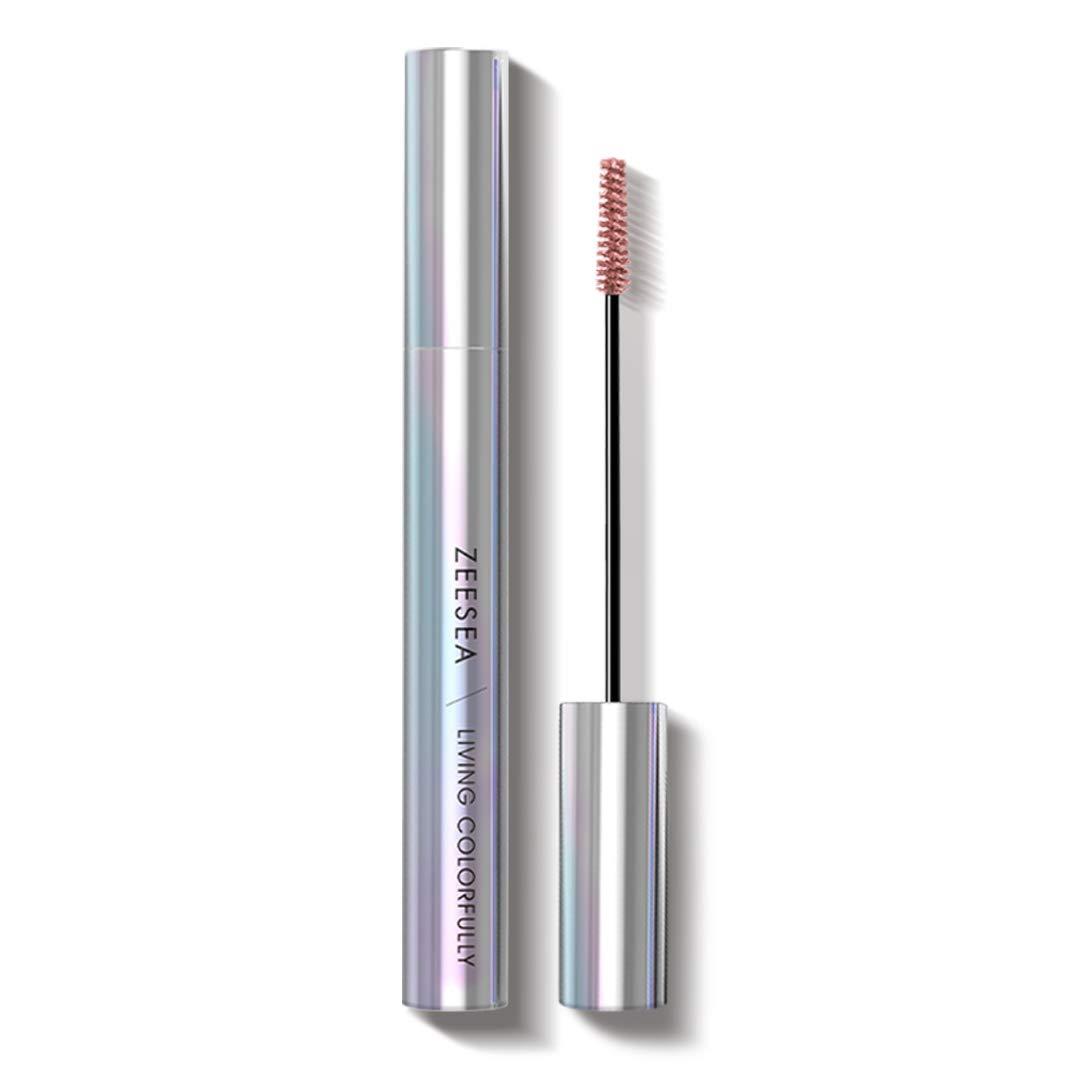 ZEESEA Diamond Series colorful Mascara Waterproof Long Lasting 7ml(Dirty Pink)