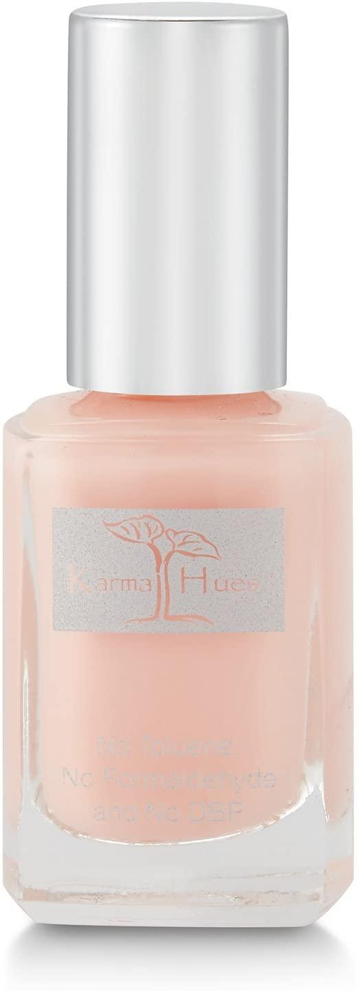 Karma Organic Natural Nail Polish-Non-Toxic Nail Art, Vegan and Cruelty-Free Nail Paint (10 Year Anniversary)