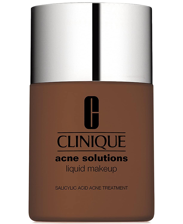 New! Clinique Acne Solutions Liquid Makeup, 1 oz / 30 ml, 12 Fresh Clove (D-P)