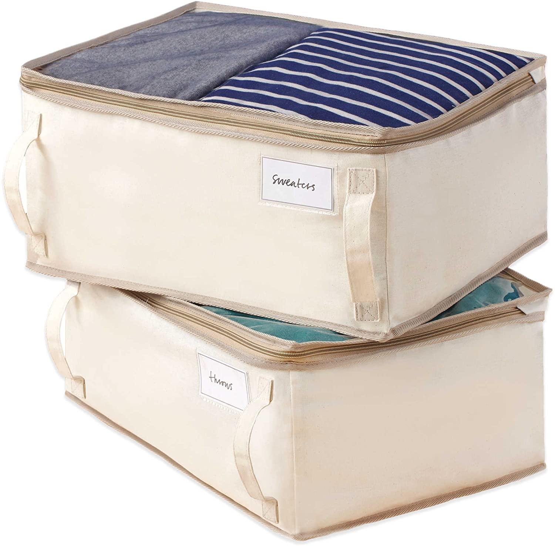 2-Pack Garment Storage Bag, Real Simple , 13