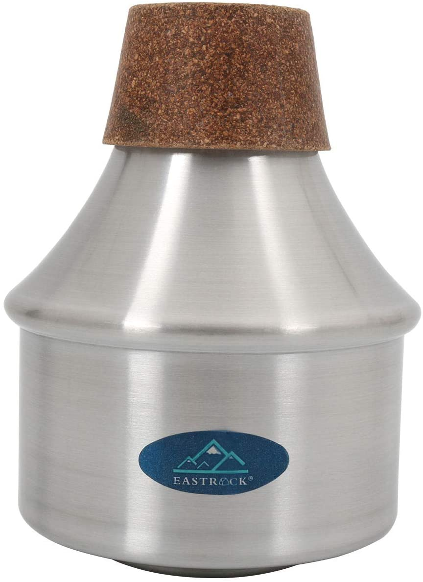 Eastrock Aluminum Wow wow Trumpet Mute for Jazz and Classic,Beginners,Students
