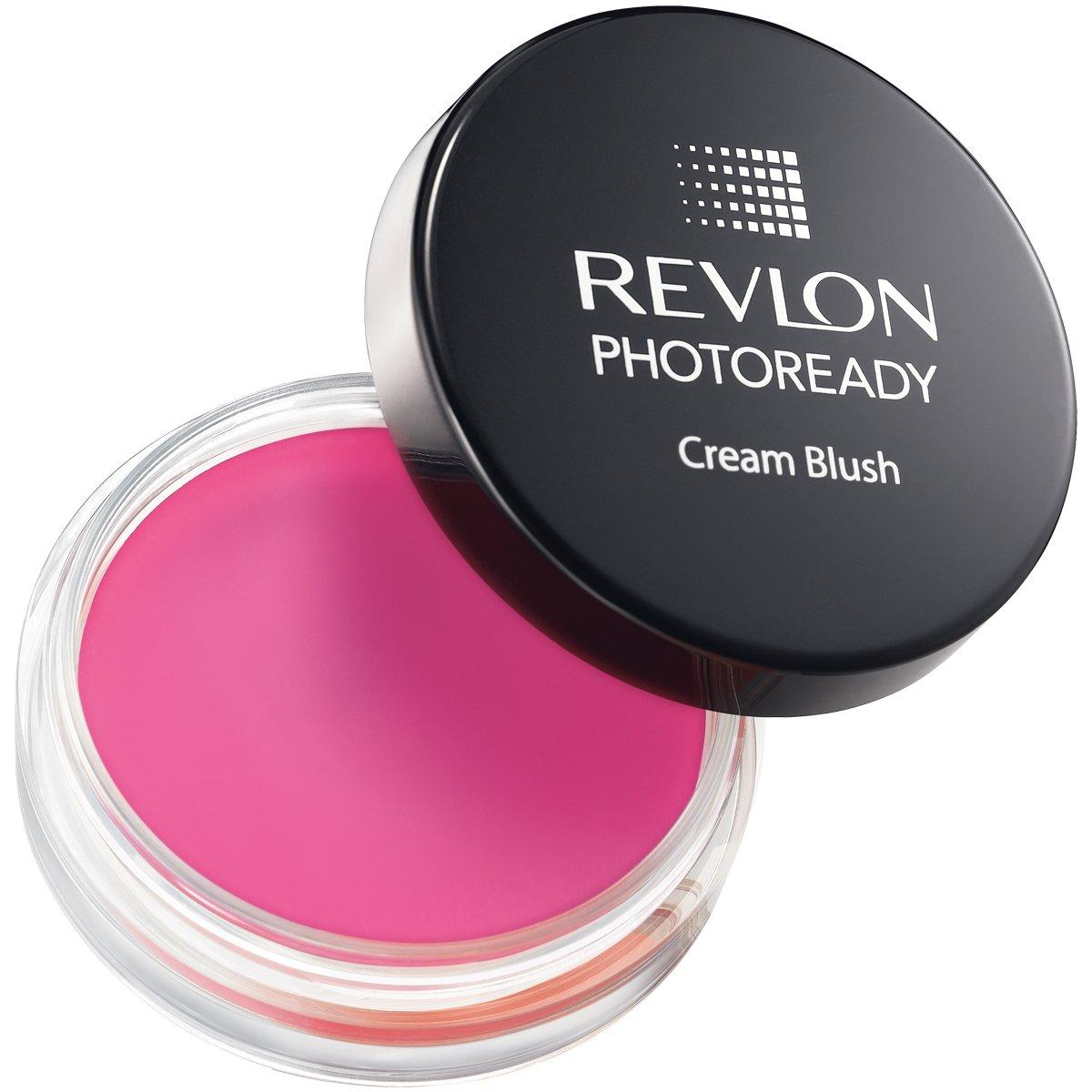 Revlon Photo Ready Cream Blush, 125 Tickled