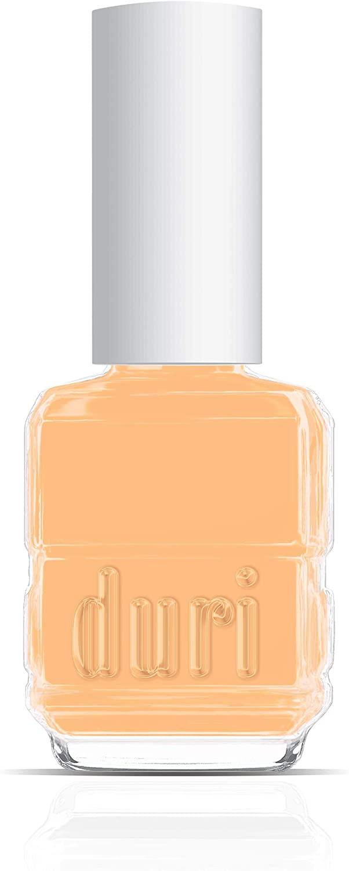 duri Nail Polish, Fall 2020 Trend, 780 Sting Like a Bee, Creamy Bright Yellow, Opaque, Glossy, 0.5 fl.oz.