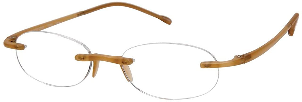 Gels Original Frosted Reading Glasses – Scojo New York
