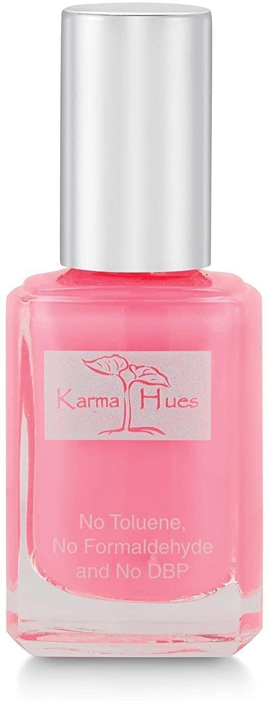 Karma Organic Natural Nail Polish-Non-Toxic Nail Art, Vegan and Cruelty-Free Nail Paint (BOSS DEBBIE)