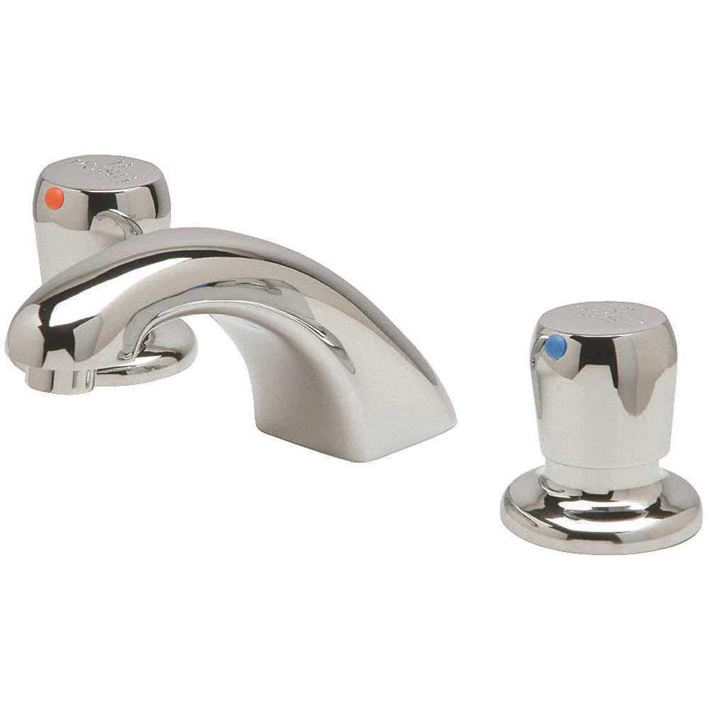 ZURN Z867R0-XL Lead Free Widespread Metering Faucet, 5