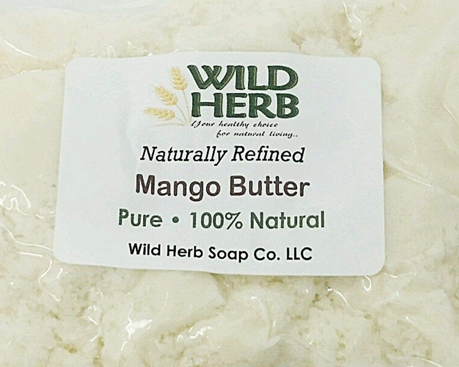 Mango Butter sourced from a USDA and ISO 9001 Certified Organic Supplier
