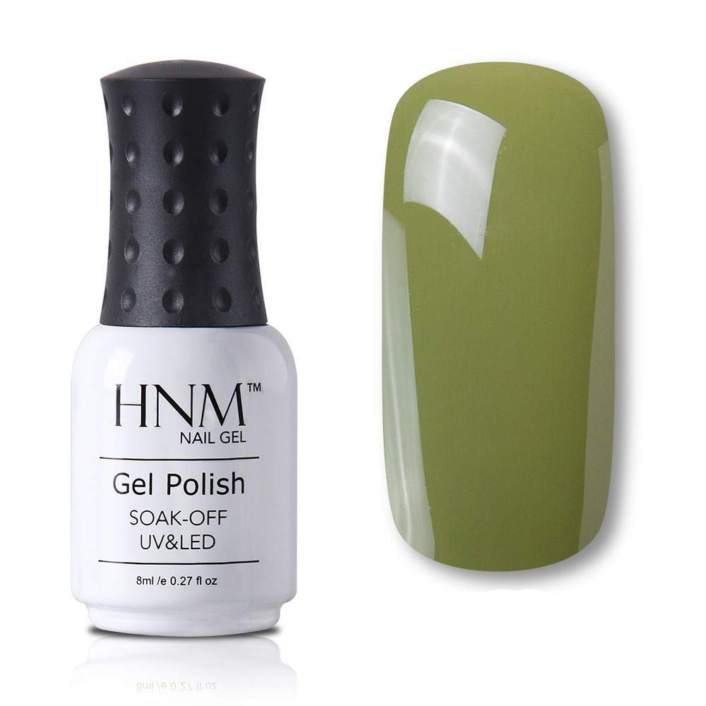 Blue red pink green yellow gel nail polish semi-permanent varnish base primer (green 115)
