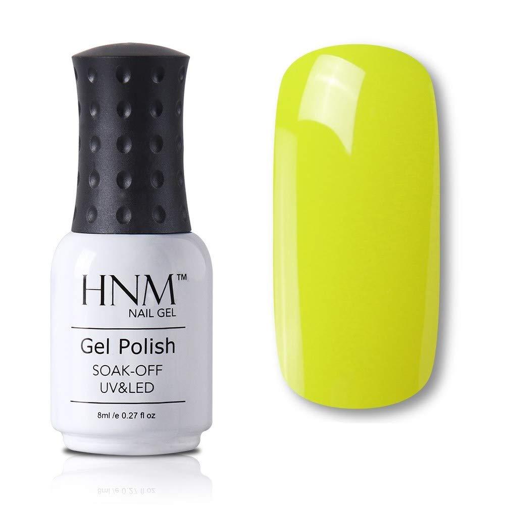 Blue red pink green yellow gel nail polish semi-permanent varnish base primer (yellow 750)