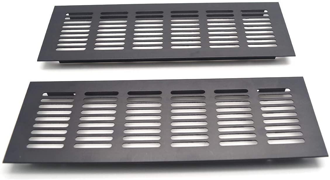 MTMTOOL Aluminum Alloy Air Vent Grille 250 x 80mm(9.8