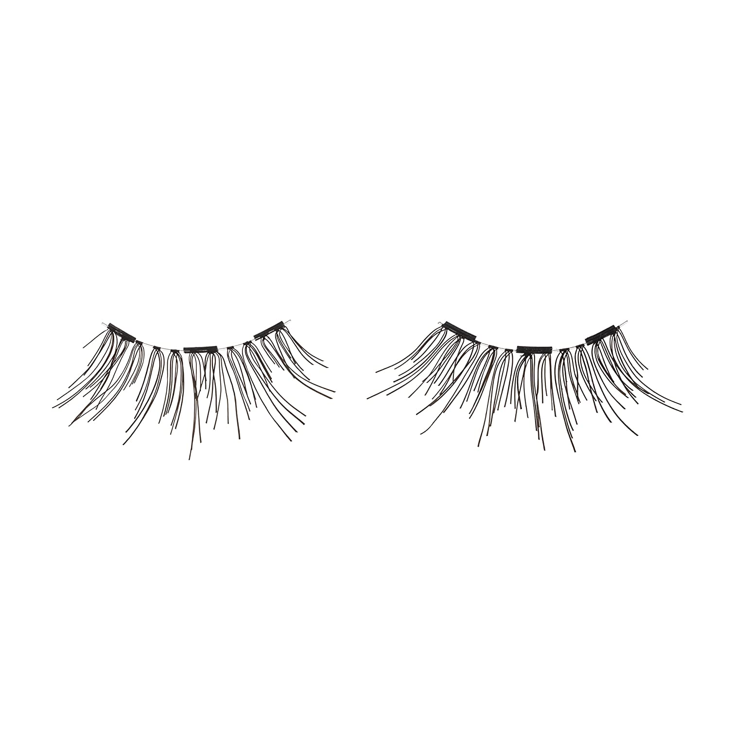 Lashed by Sandi, Magnetic Eyelashes & Magnetic Liquid Liner | Reusable Magnetic Eyelashes | False Magnetic Eye Lashes for Natural Look w/Invisible Band, Ultra-Light Magnets & Glue Free