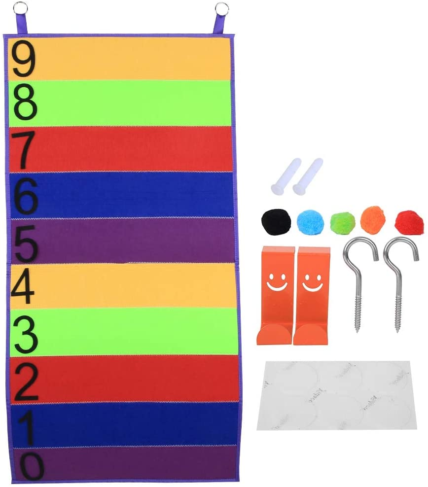 Wall Hanging Children Height Measurement Ruler Growth Charts, Practical Interesting Kid Height Measure Set Growth Equipment