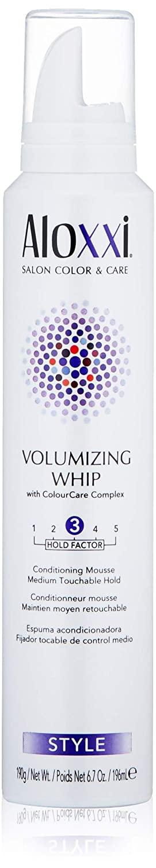 ALOXXI Hair Volumizing Whip Hair Mousse Cream, 6.7 oz