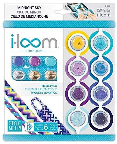 Style Me Up - I-Loom Set of 8 Color Strings and Bracelets - SMU-8023