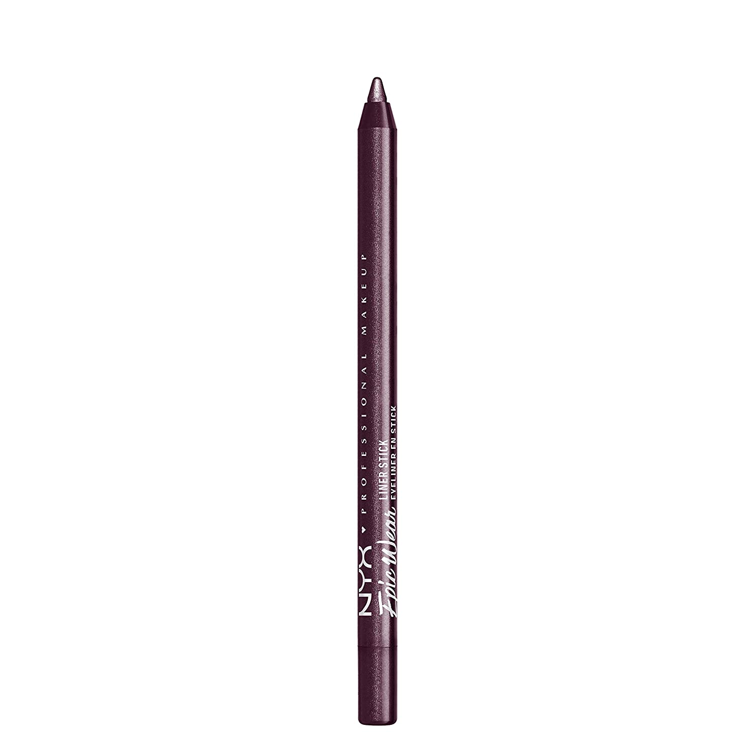NYX PROFESSIONAL MAKEUP Epic Wear Liner Stick, Eyeliner Pencil - Berry Goth