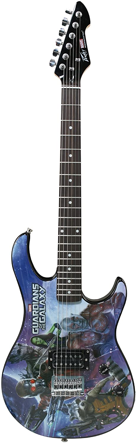 Peavey 03023500 Guardian of The Galaxy Rockmaster Electric Guitar