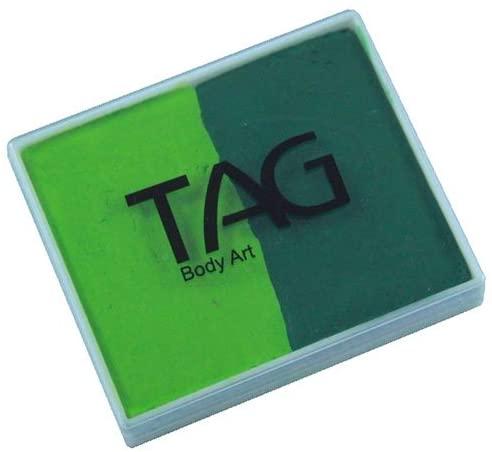 TAG Split Cakes - Light Green and Medium Green (50 gm)