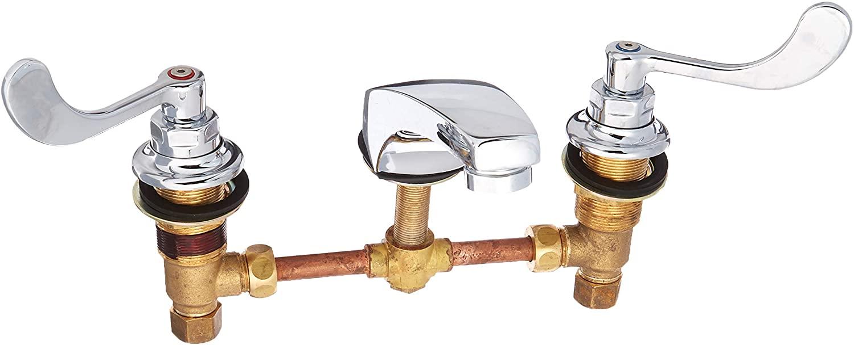 American Standard 6500174.002 Monterrey Widespread Faucet, 0.35 GPM, 8-Inch