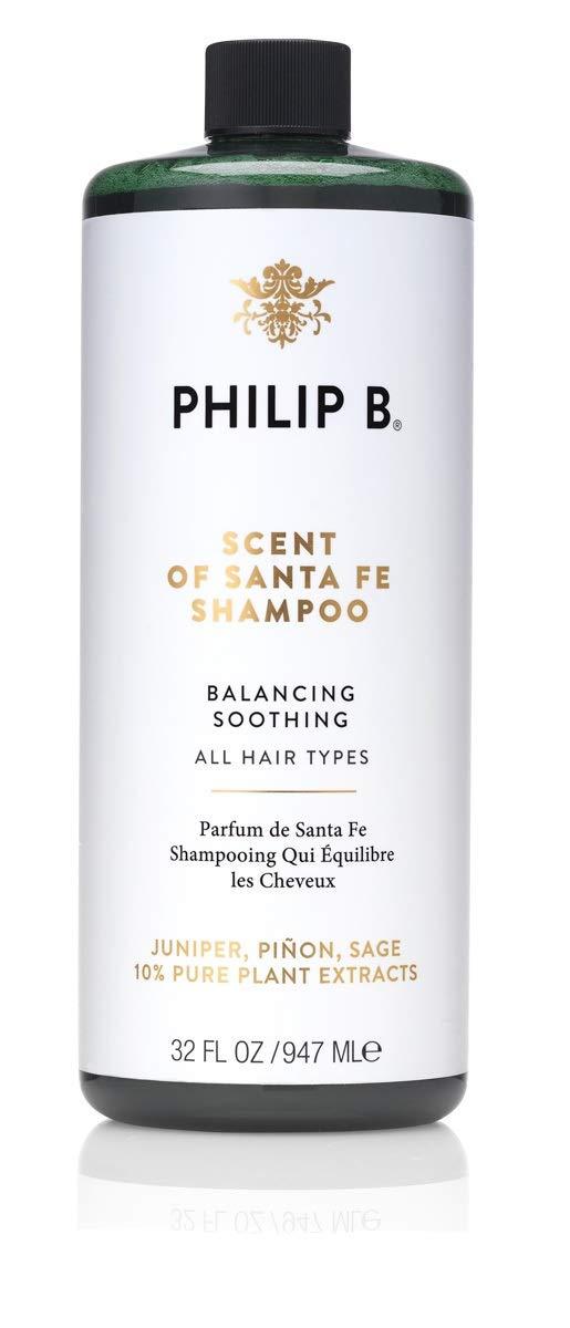 PHILIP B Scent of Santa Fe Balancing Shampoo, 32 Fl Oz