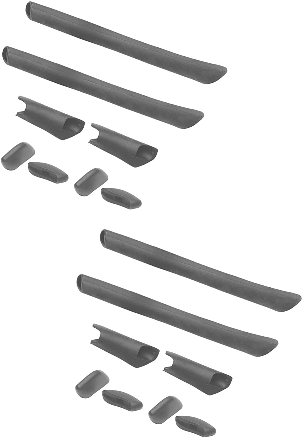 Replacement Rubber Kits Earsocks & Nosepieces for Oakley Half Jacket XLJ Sunglass