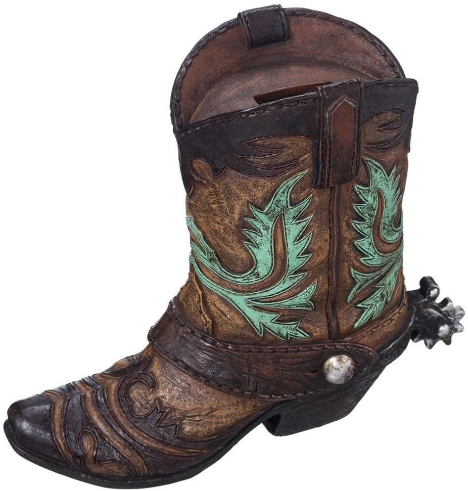 Cowboy Boot Bank