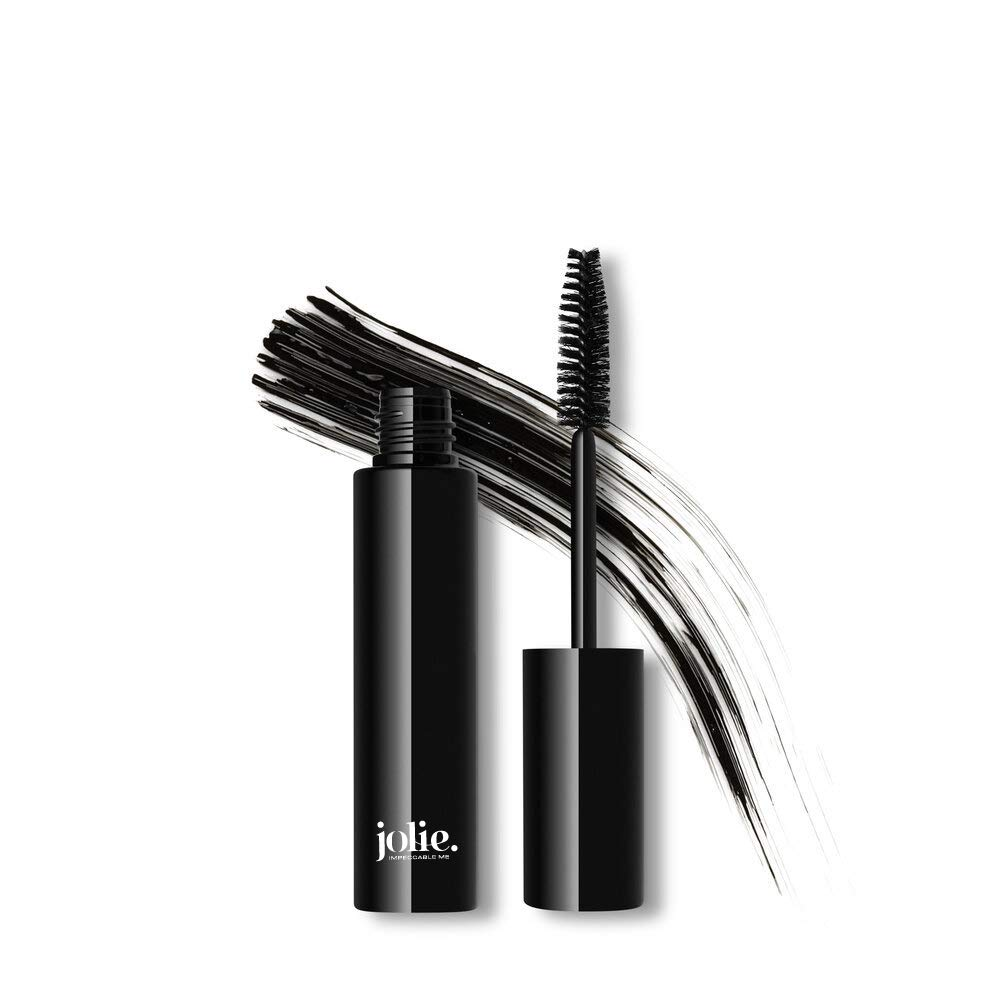 Jolie Cosmetics Sensitive Eyes Eye Mascara Hypoallergenic - Extremely Gentle (Black)