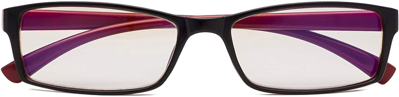 Blue Light Filter Glasses Women,Fashion Computer Readers Reading Eyeglasses Men
