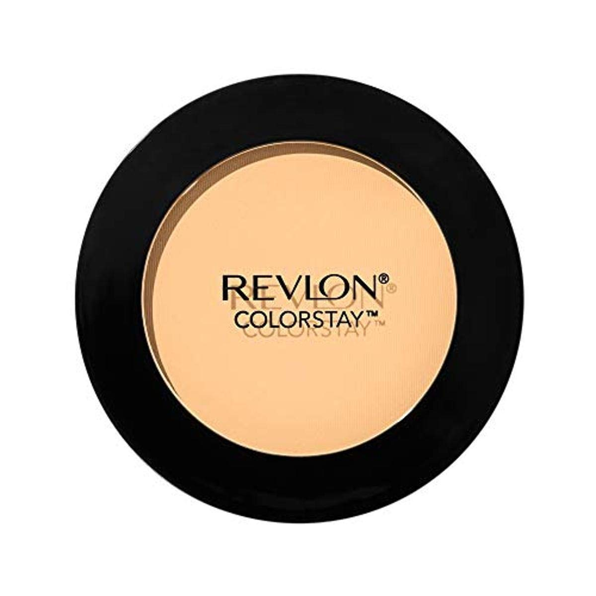 Revlon ColorStay Pressed Powder, Longwearing Oil Free, Fragrance Free, Noncomedogenic Face Makeup, Natural Ochre (290)