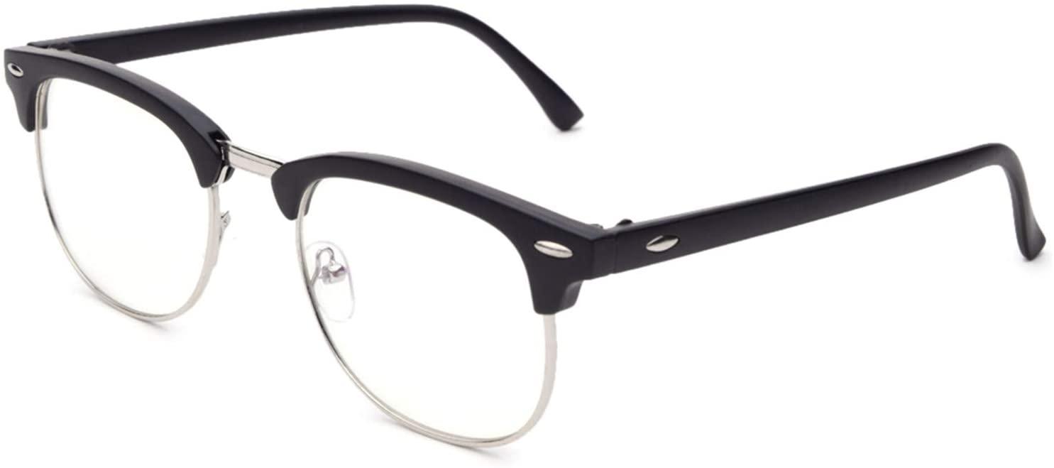 Nearsighted Distance Glasses -1.00 Retro Men Women Myopia Glasses