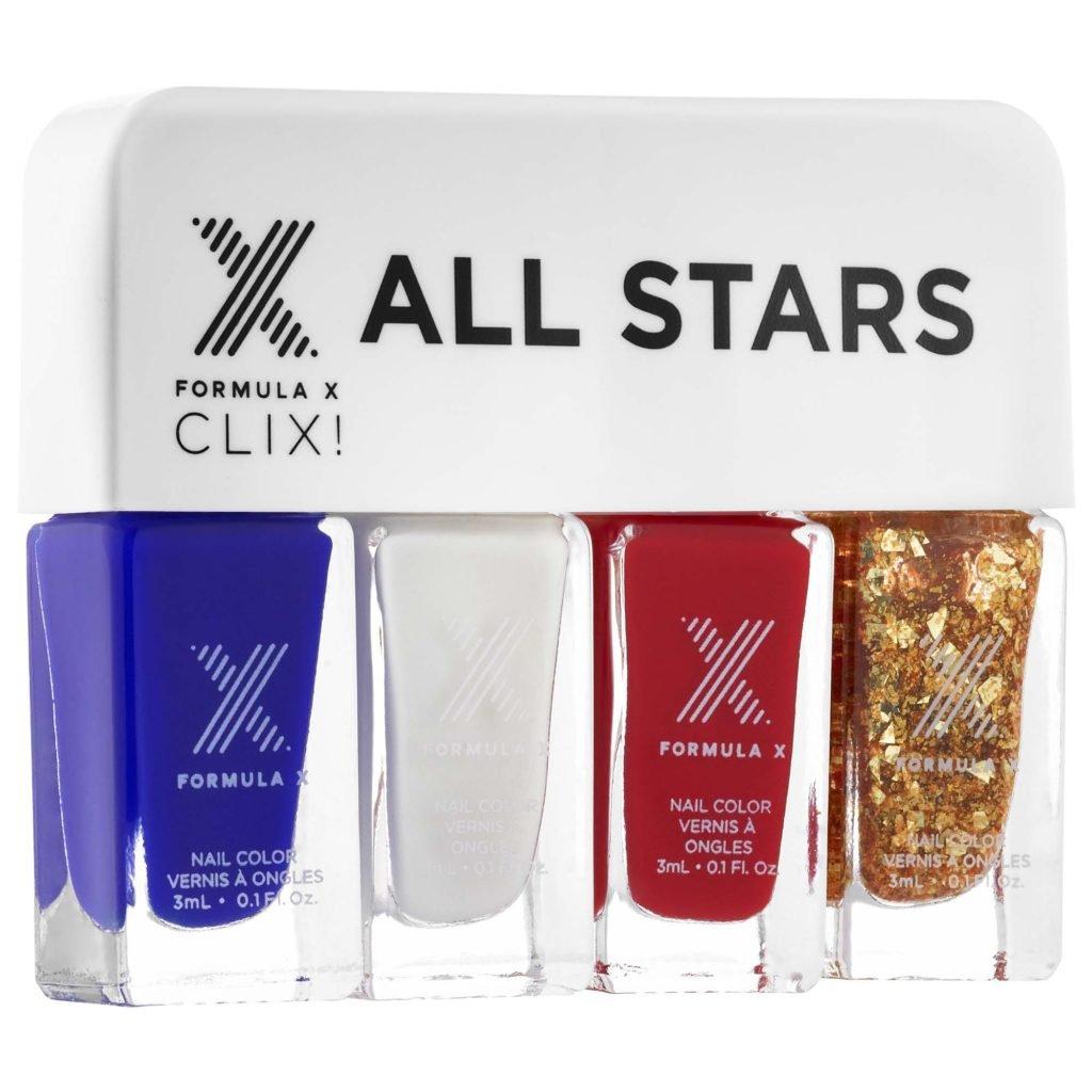 Formula X All Stars CLIX!