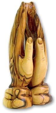 Holy Land Market Medium Praying Hands.