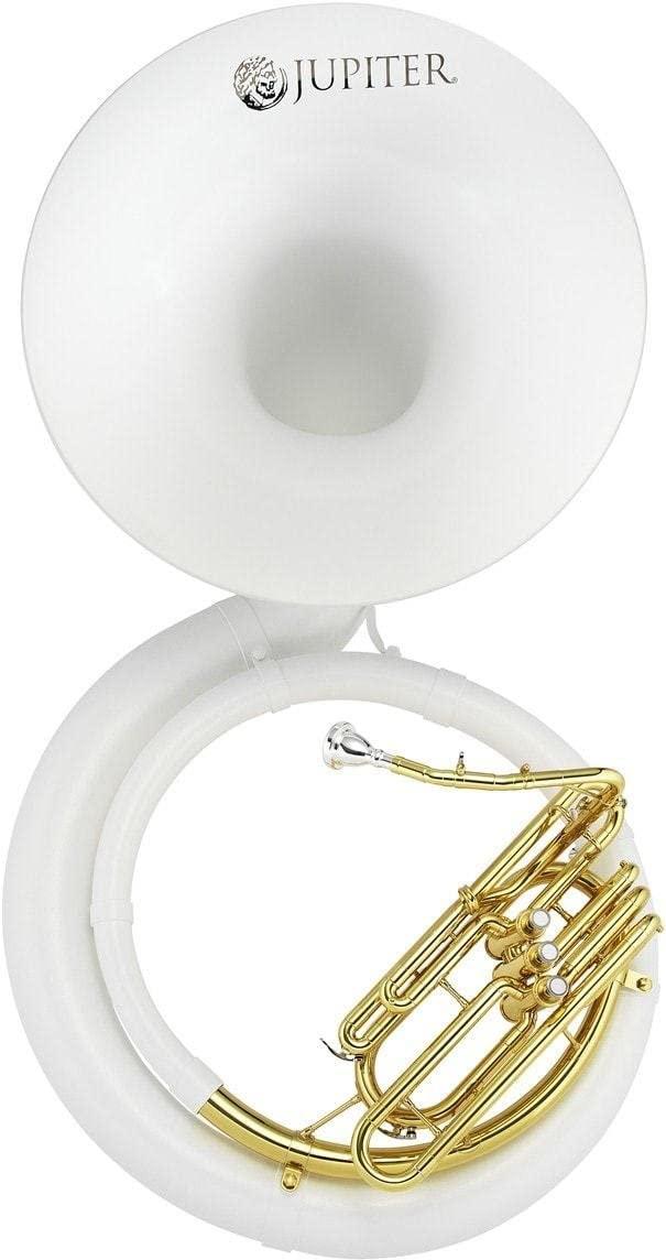 Jupiter BBb Fiberglass Sousaphone, JSP1000B
