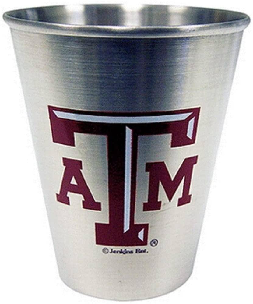 Jenkins Enterprises Texas A&M Aggies Stainless Steel Shot Glass