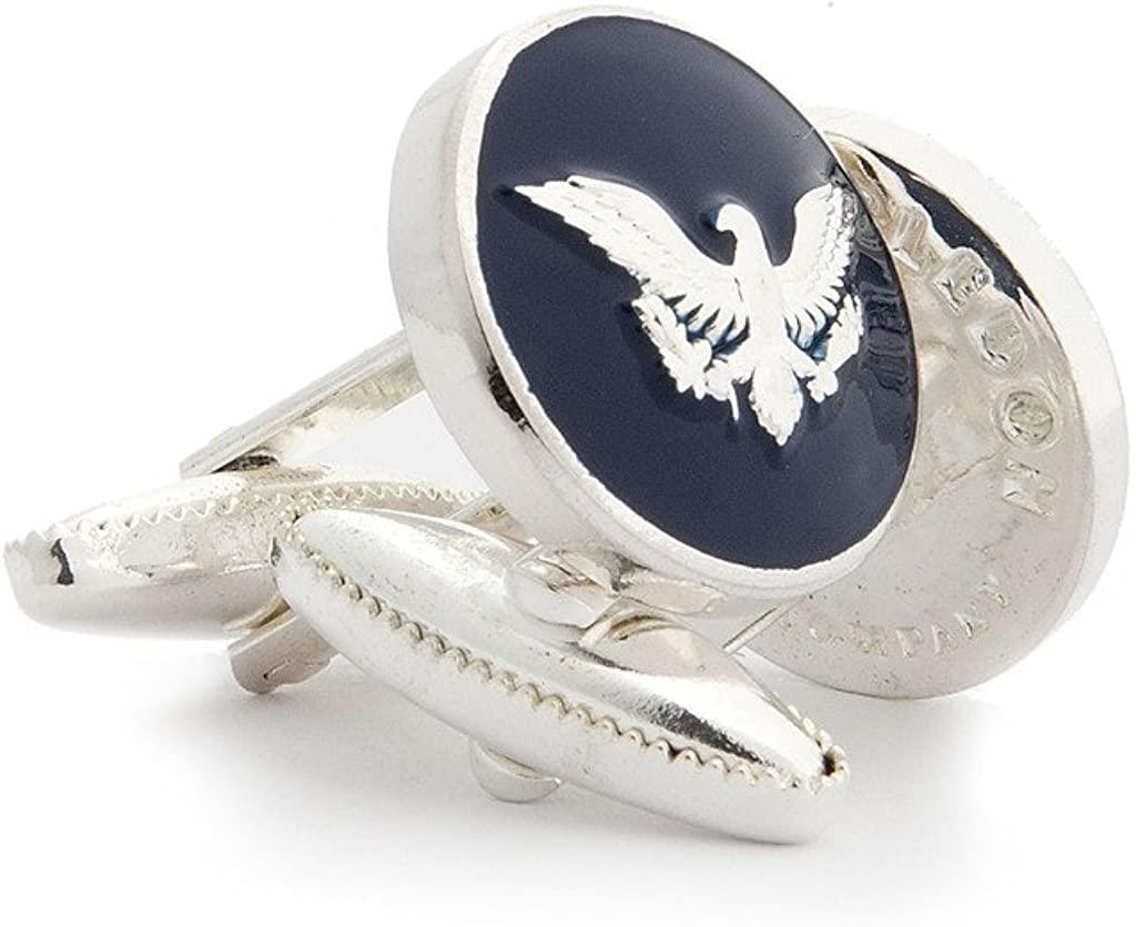 Wimbledon Cufflink Company American Eagle Men's Cufflinks