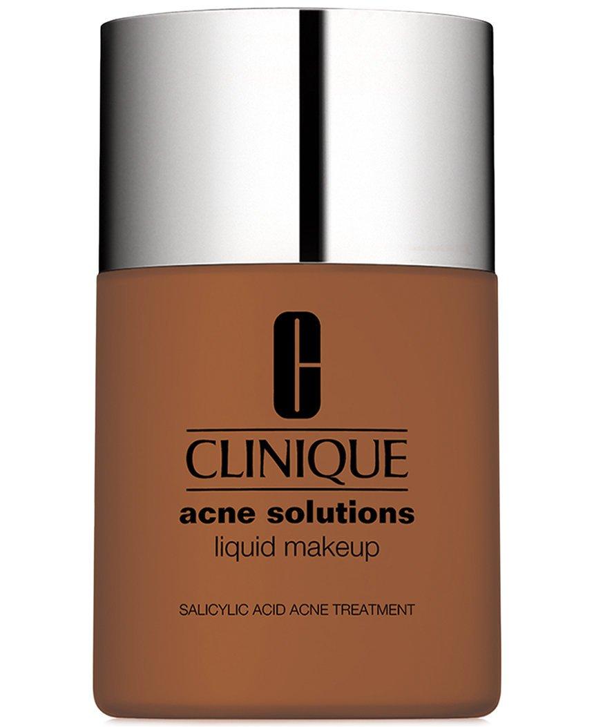 New! Clinique Acne Solutions Liquid Makeup, 1 oz / 30 ml, 08 Fresh Amber (D-G)
