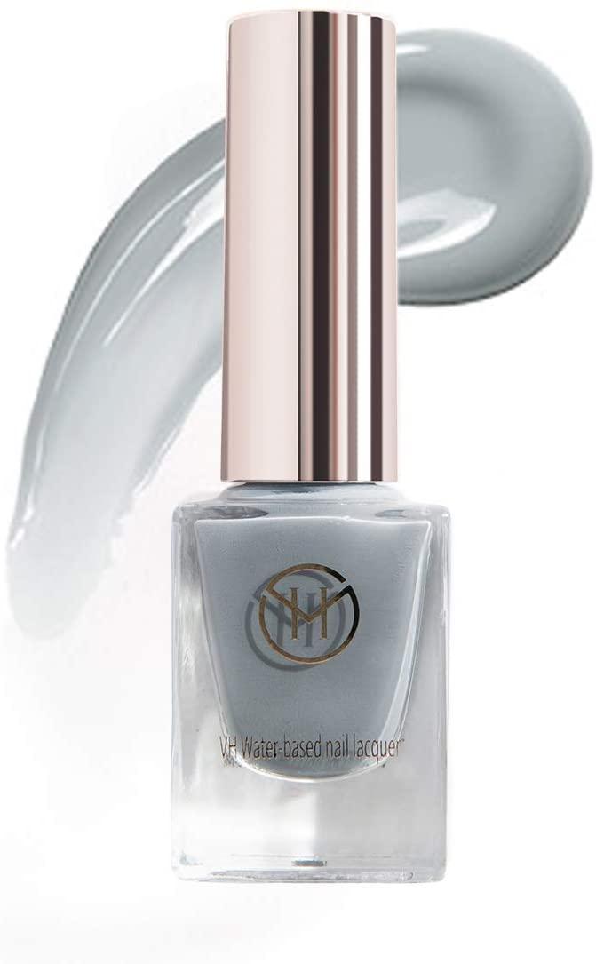 VICTORIA HYDE Water-Based Peelable & Tearable Nail Polish Long-Lasting Waterproof Peach Fragrance (1pcs10ml)