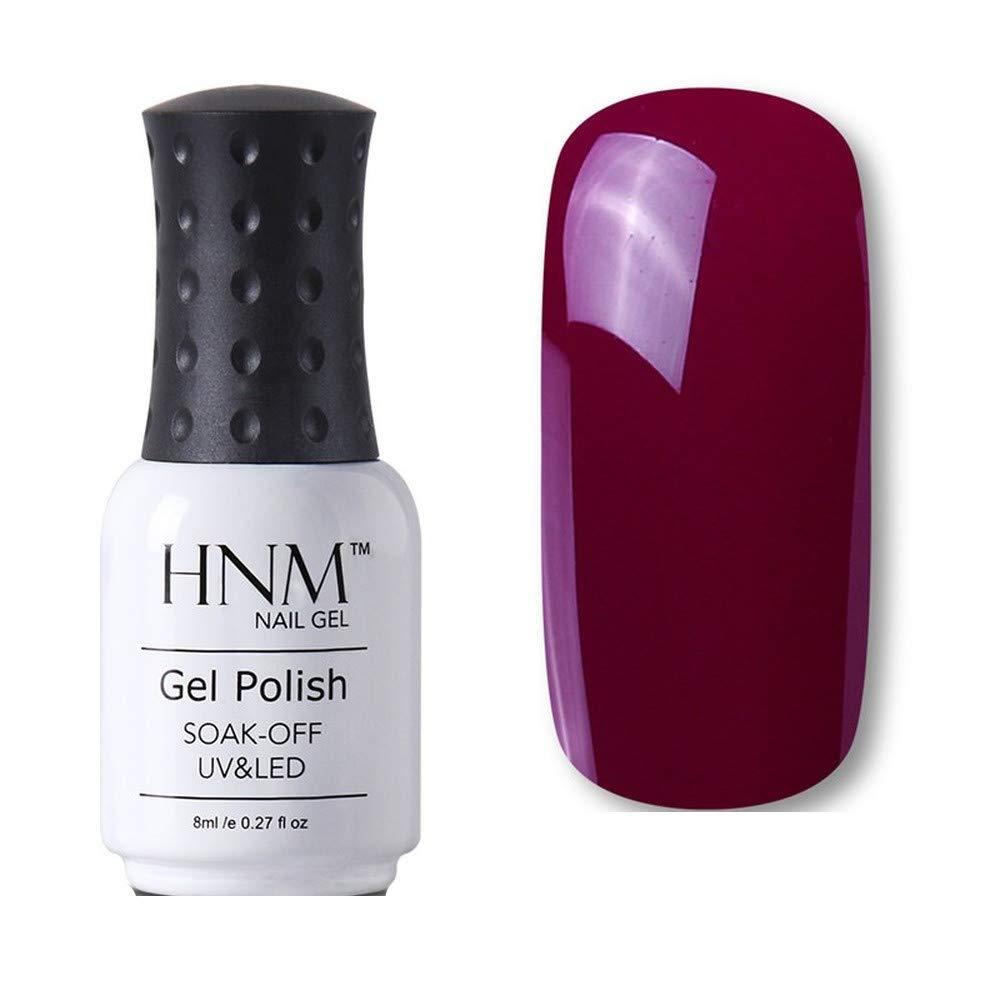 Nail Polish,Hybrid Varnish Lucky Lacquer,8ML 28 Rough Color,Semi Permanent Stamping Primer Enamel Soak Off (477)