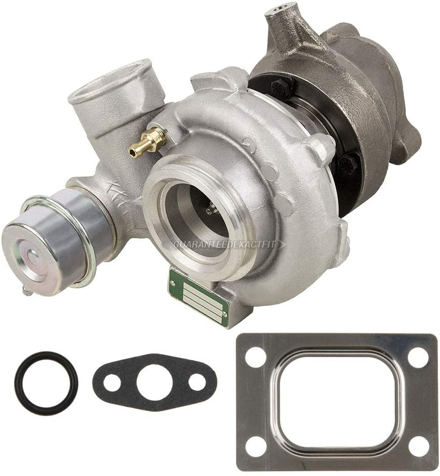 For Saab 9-3 & 9-5 4-Cyl Turbo Kit With Turbocharger Gaskets - BuyAutoParts 40-80391V3 Remanufactured