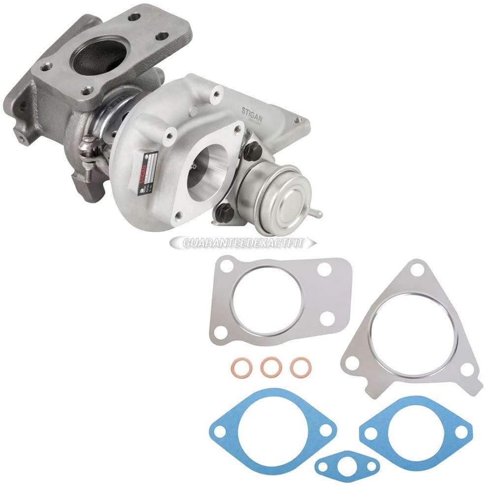 Stigan Turbo w/Turbocharger Gaskets For Nissan Juke 2011 2012 2013 2014 2015 2016 2017 - Stigan 842-0093 New