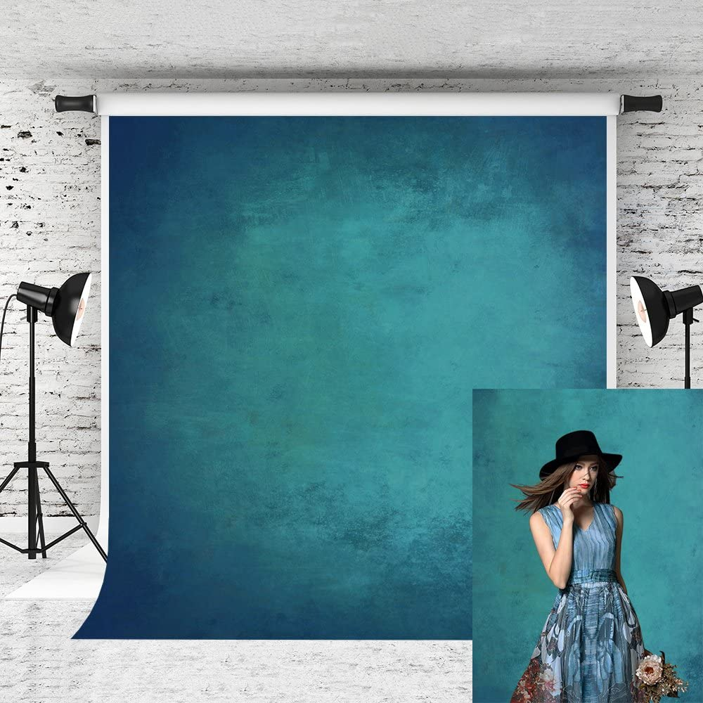 Kate 6.5x10ft Backdrop Green Abstract Photo Backdrop Artistic Photography Background
