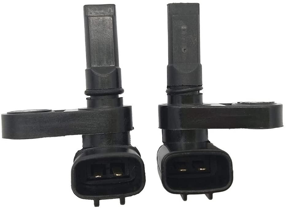 JESBEN 2 pcs ABS Wheel Speed Sensor Front Rear Right Left Replacement for 4Runner Land Cruiser Tacoma FJ Cruiser for Lexus LX570 GX470 89543-04020 89542-04020