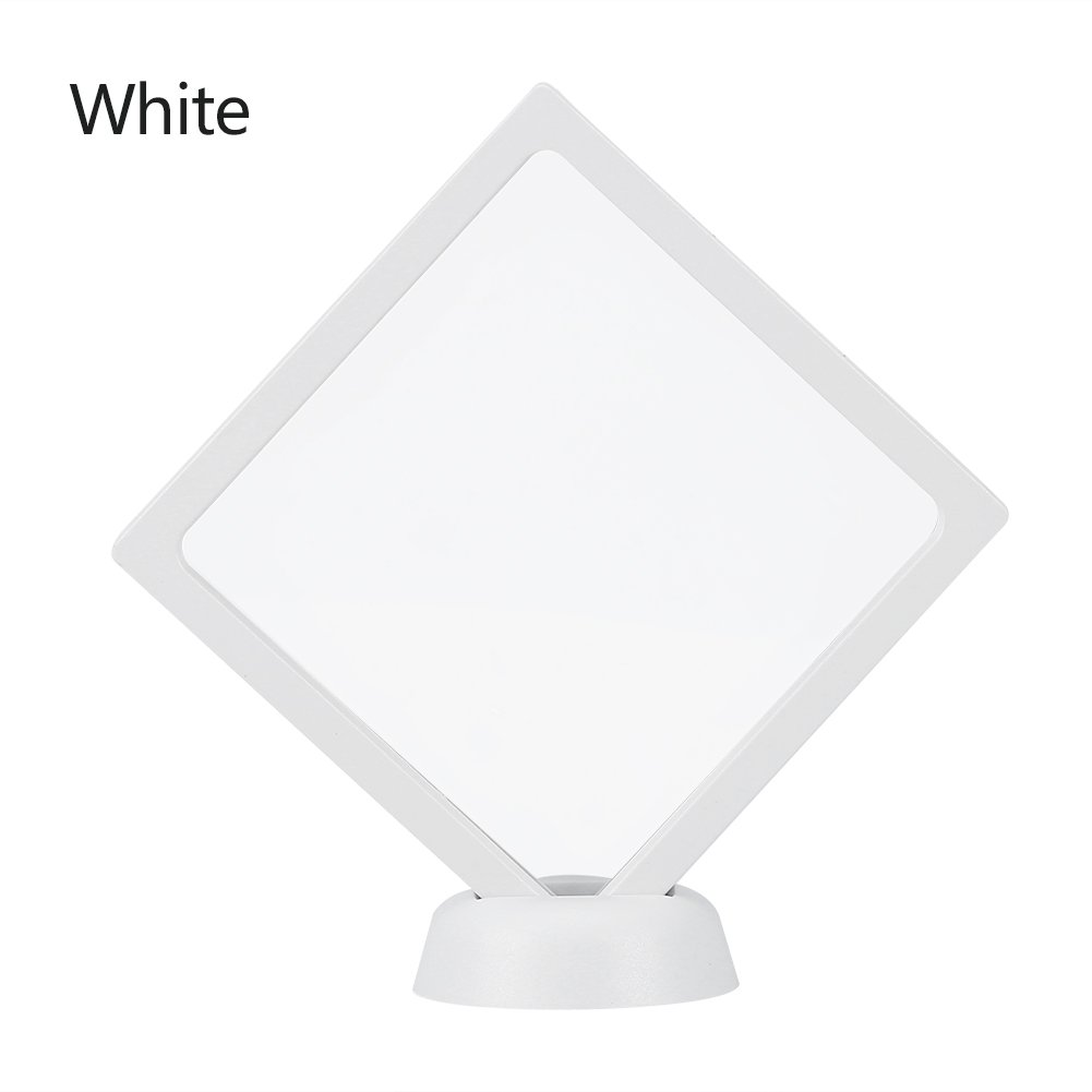 Nail Stand Display - Vobor Manicure Nail Art Display Stand Frame, Nail Stand Rhombus Nail Art Display Board, Assembling Acrylic Nail Plate Tips Rack Tool(white)